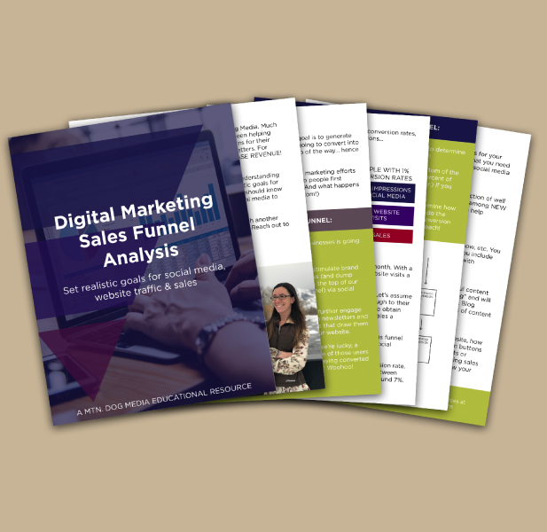 digital marketing sales funnal analysis workbook cover