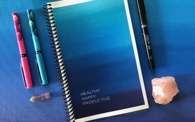 Happy, Healthy, Productive Planner Launch