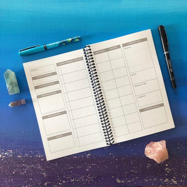 project management planner